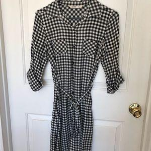 3/4 sleeve dress.